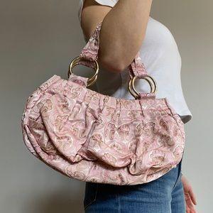 Trendy y2k baguette purse